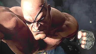 STREET FIGHTER 5 Sagat And Blanka Trailer (PSX 2017)