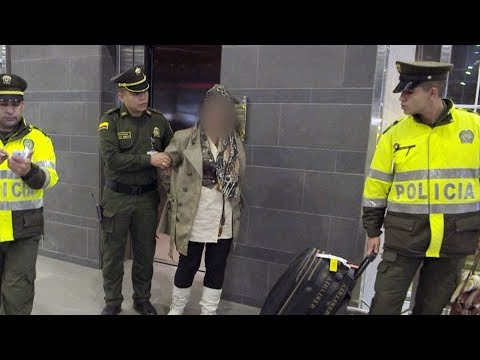 Colombia Airport Security [AntiNarcotics] Full HD