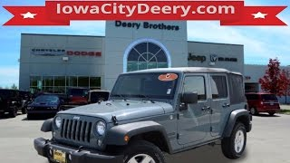 Jeep Dealers In Iowa - 2015 Jeep Wrangler