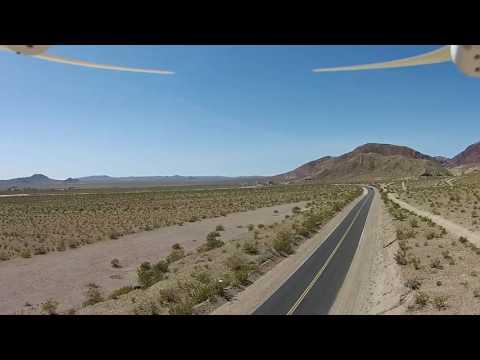 Mojave Desert Drone