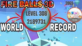 HiGHSCORE FiNALE Fire Balls 3D Level 294 295 296 297 298 299 300 301 302 303 304 305 306 307 308