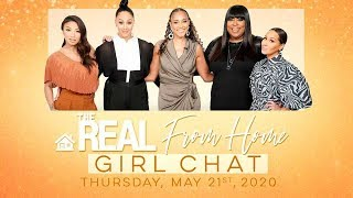 FULL GIRL CHAT: May 21, 2020