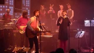 Florent Marchet et La Fiancée au Café de la Danse 2011 : Vive le vent