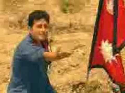 Nepali Pop Song   Lokgeet                                 By Karna Das.3gp