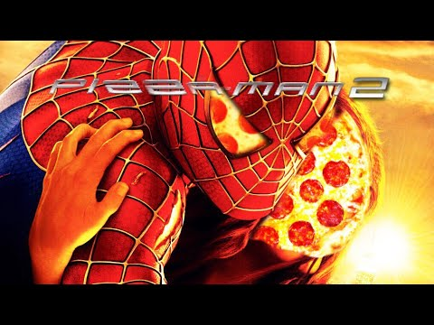 Spider-Man 2: Delivery Scene But With The Pizza Mission Theme.