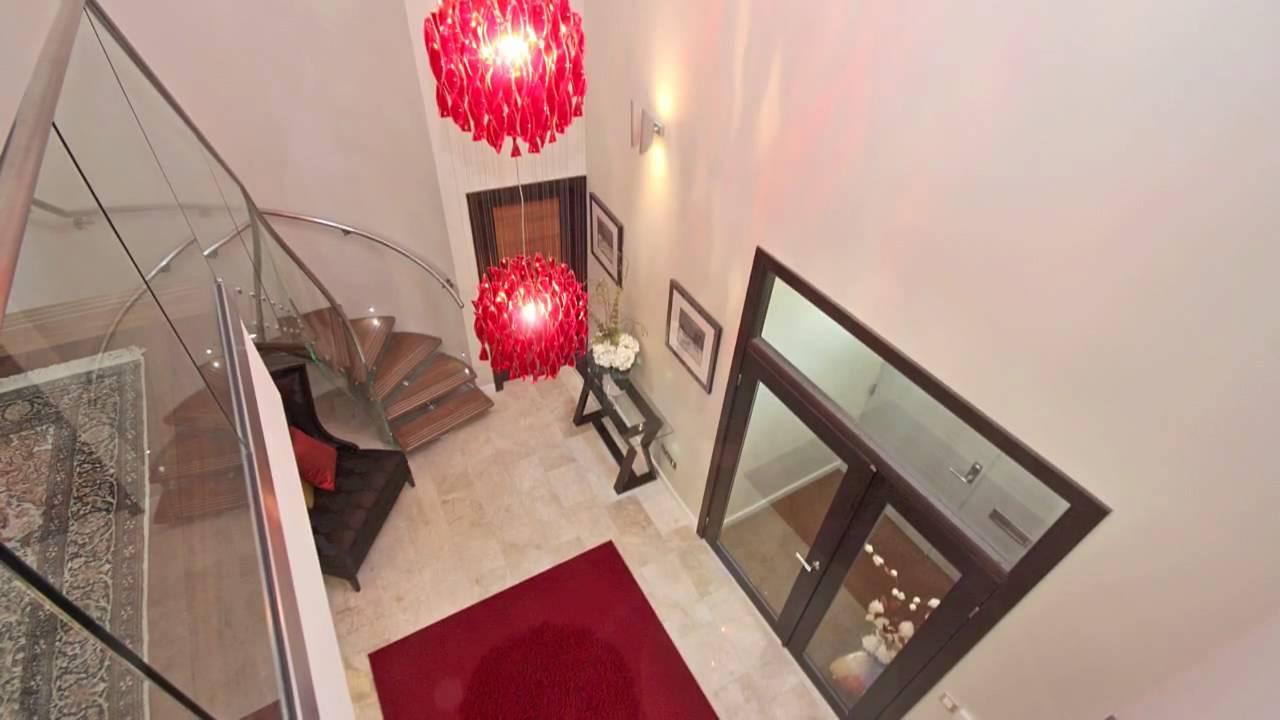 Luxury Interiors   New Built House   YouTube