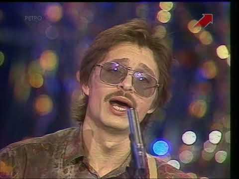 Владимир Маркин - Сиреневый туман (Песня Года 1991 Финал)