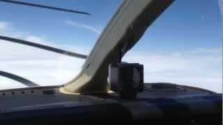 P210N Cessna at 16,300ft LOP 14.4GPH 182KTAS
