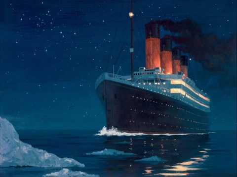 """تايتانك ؛ السفينة التي لا تغرق """"ترقد في قاع المحيط""""!! Hqdefault"""
