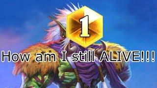 Control Hunter: How am I still ALIVE!!!