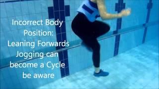 Aqua Jogging - Workshop Hint