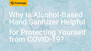 Why Is Alcohol-Based Hand Sanitizer Helpful for Protecting Yourself from COVID-19?