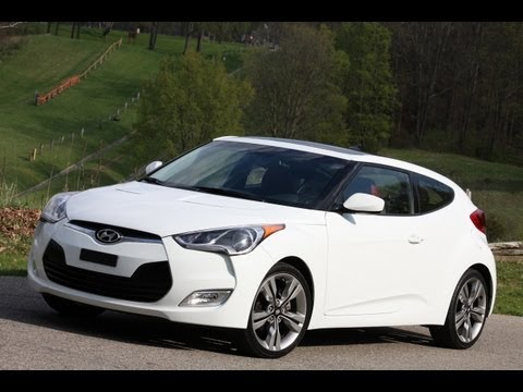 2012 Hyundai Veloster Review by Automotive Trends