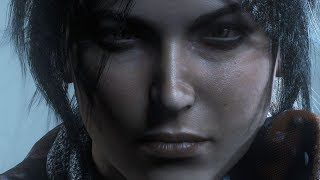 The Man Who Stares At G.O.A.T.s - Rise of the Tomb Raider Part 3