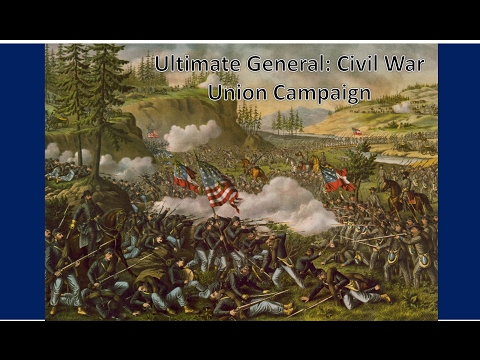 Ultimate General: Civil War - Union Campaign - Defense at Little Round Top l Ep. 25