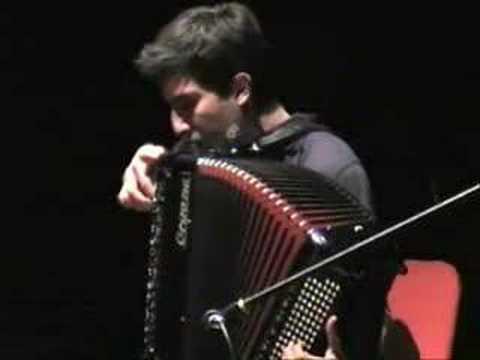 Minka Ukrainian Variations (accordion)