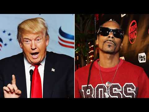 Snoop Dogg targets Trump in title track