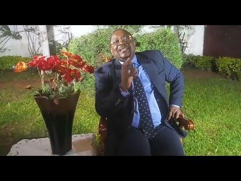 Paul Eric KINGUE directeur de Campagne de Maurice KAMTO face à La Presse