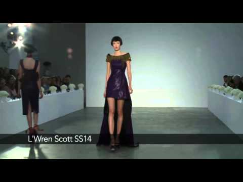 """L'WREN SCOTT"" Fashion Show Spring Summer 2014 London HD by Fashion Channel"