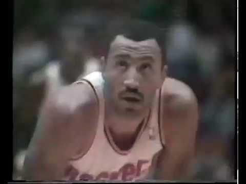 1987-88 NBA r.s Potrland Blazers-Houston Rockets
