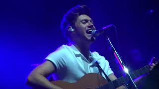 Niall Horan - Introducing the band/Crying in the Club - Flicker W Tour Lisbon, Portugal - 12/05/2018