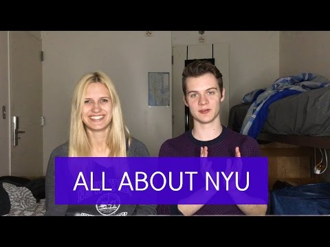 ALL ABOUT NYU : SECRETS, DINING, SLANG & MORE
