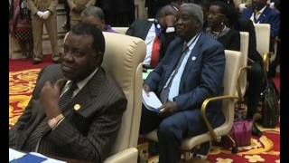 President Geingob believes Africans are able to solve their own problems-NBC