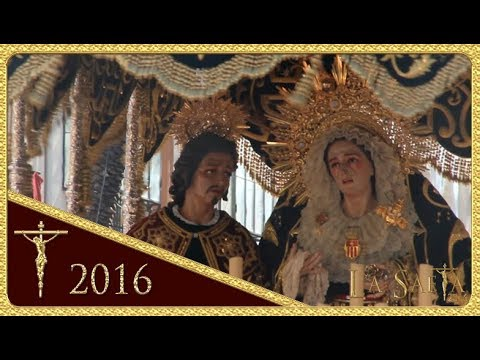 María Stma. de los Dolores y Misericordia - C/Zaragoza - Hdad de Jesús Despojado (Sevilla 2016)
