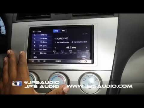 Audio touch option on screen not working - Camry Forums