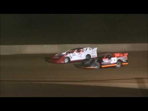 Legendary Hilltop Speedway Late Model Feature 8-11-17
