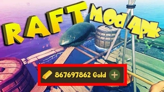 Raft Survival Simulator MOD APK Download & Gameplay (v1.6.1)