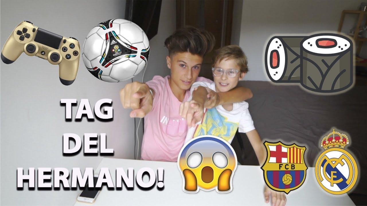 TAG DEL HERMANO - YouTube