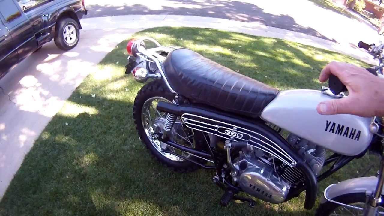 1972 yamaha rt2 360 enduro 3 youtube Mikuni Carburetor 1972 Yamaha 400 1972 yamaha rt2 360 enduro 3