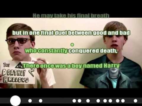 Karaoke: Harry Potter in 99 Seconds [On Vocal]