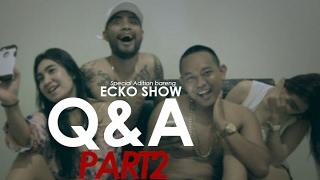 Q&A Bareng Ecko Show Part 2 (Ecko Show Kalau C*li Pakai Sabun ?) MP3