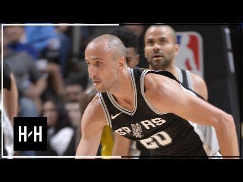 Golden State Warriors vs San Antonio Spurs - Highlights | March 19, 2018 | 2017-18 NBA Season