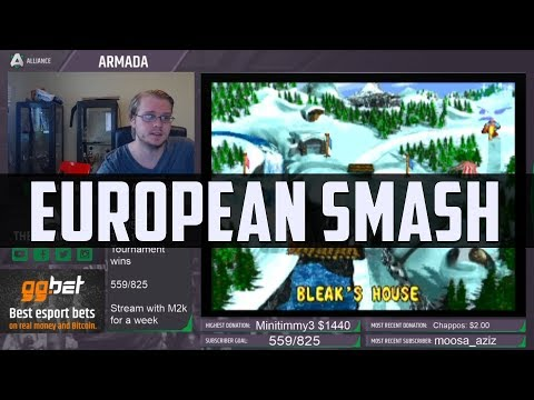 Thoughts on the State of the European SSBM Scene