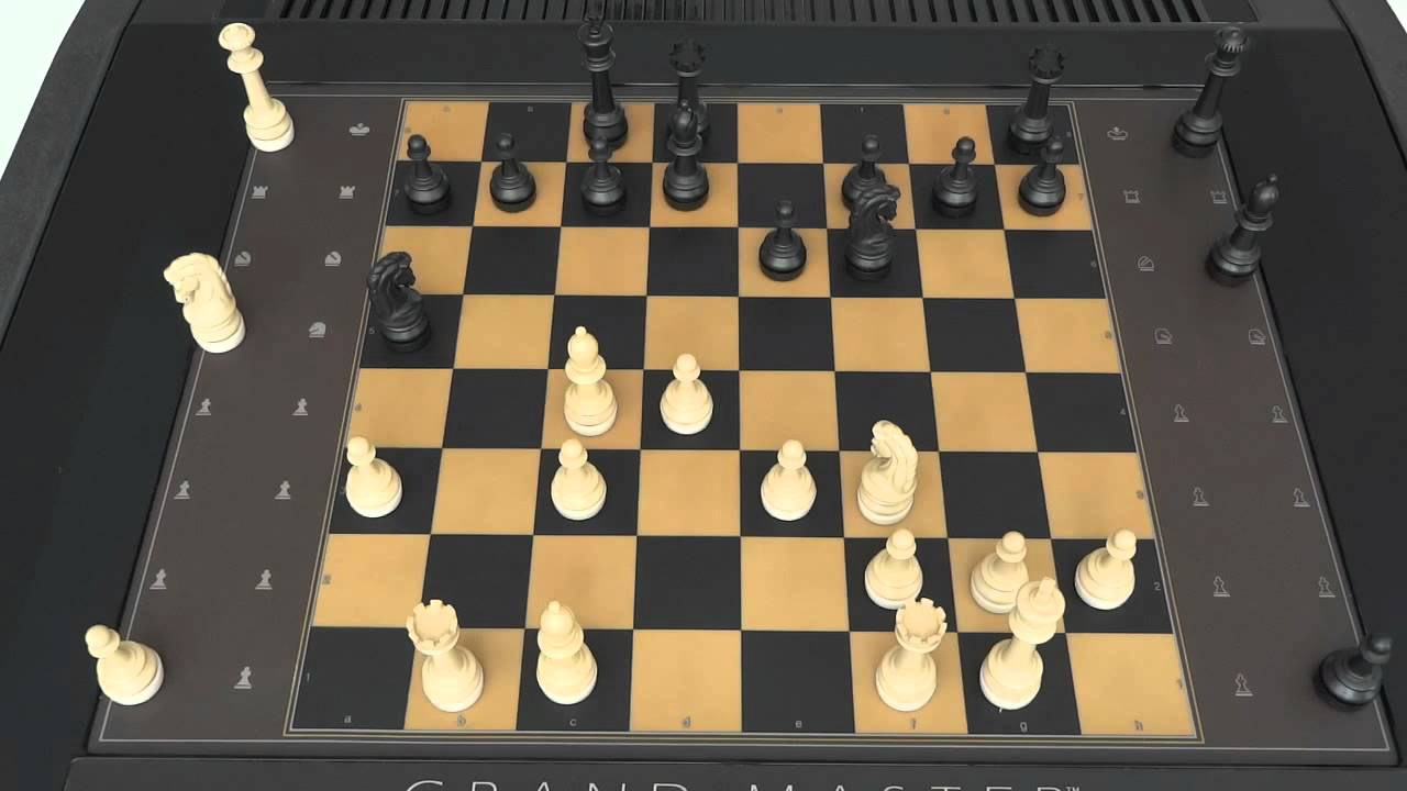 Milton bradley grandmaster computer chess game plays Where can i buy a chess game