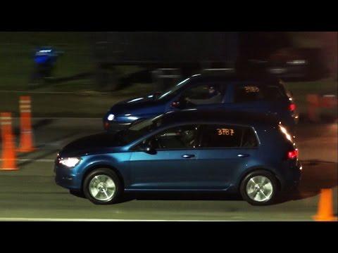 Volkswagen Golf VII 1.4 Tsi vs Alfa Romeo 145 Quadrifoglio
