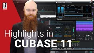 Cubase 11 | Die Highlights & neuen Funktionen in Steinberg Cubase 11
