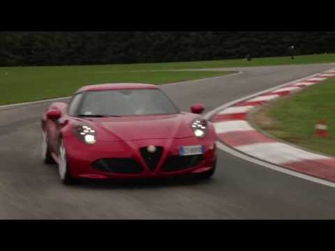 First European deliveries of the Alfa Romeo 4C Launch Edition
