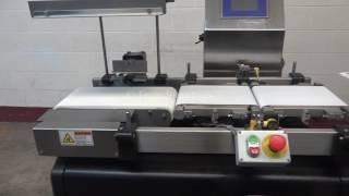 Mettler Toledo Model XE Automatic Checkweigher Demonstration