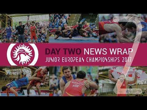 Junior European C'ships News Wrap - Day Two