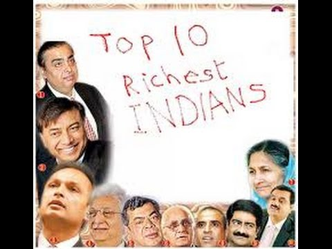 top ten richest people of india