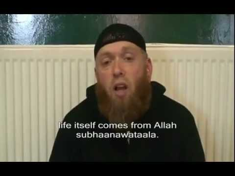 A Brother with extreme tattoos   body piercings reverted to Islam   YouTube