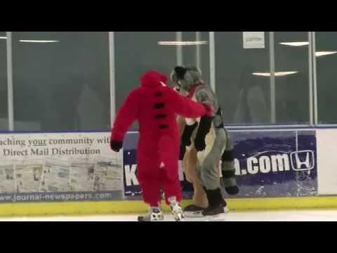 Furs on Ice - a FurLife Seattle skating meet