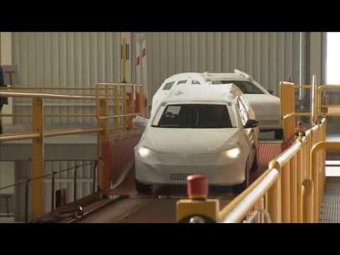 ► 2012 VW Passat - Production