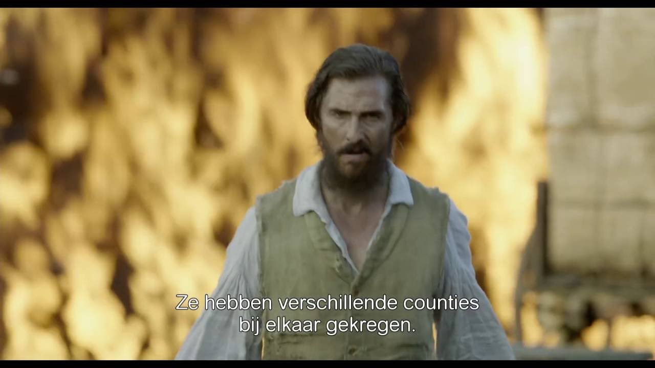Free State Of Jones trailer NL