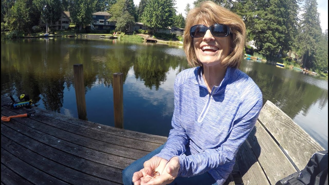 Marilyn's Lost Diamond Ring Recovered from Lake Marcel