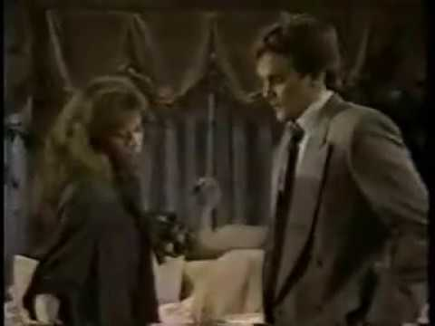 9. 1987 Santa Barbara - Julia and Mason - Mason finding out Julia is pregnant and fighting feelings
